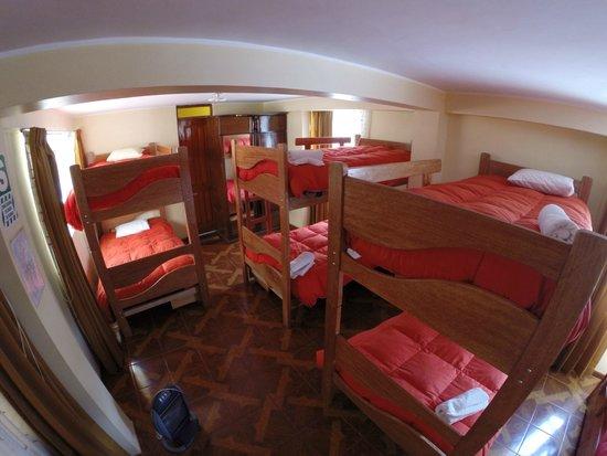 Cusco Packers Hostel : LIMPIEZA