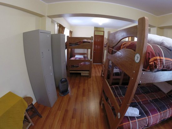 Cusco Packers Hostel : CONFORTABLE