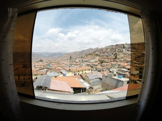 Cusco Packers Hostel : THE BEST VIEW