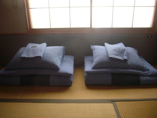 Tokyo Ryokan: Stanza
