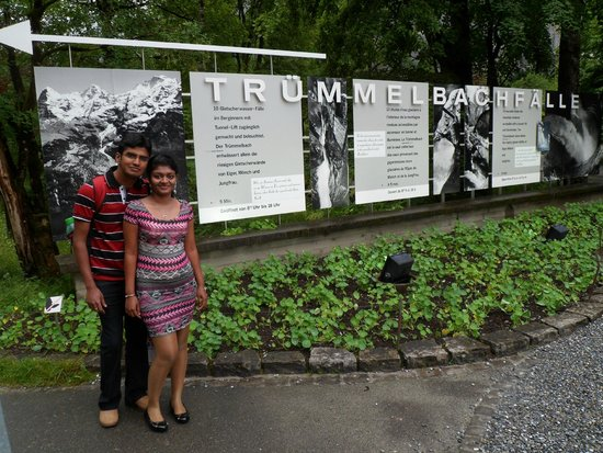 Trummelbach Falls: Nice Place !!!!!!!1