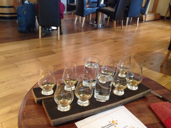The Scotch Whisky Experience: It doesn't get better than this!!
