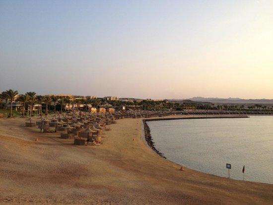 Jaz Samaya Resort : Südseite der Bucht