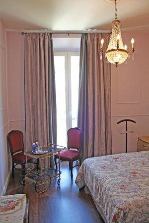 La Casa Azul Bed and Breakfast: Habitación Malva