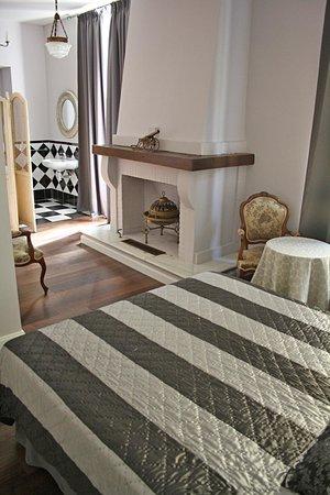 La Casa Azul Bed and Breakfast: Habitación Plata