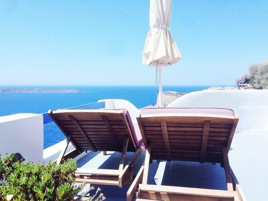 Esperas: My balcony...
