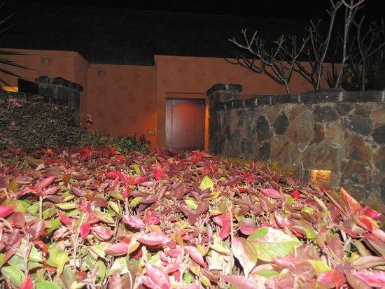 The Oberoi, Mauritius : Room 307 at night