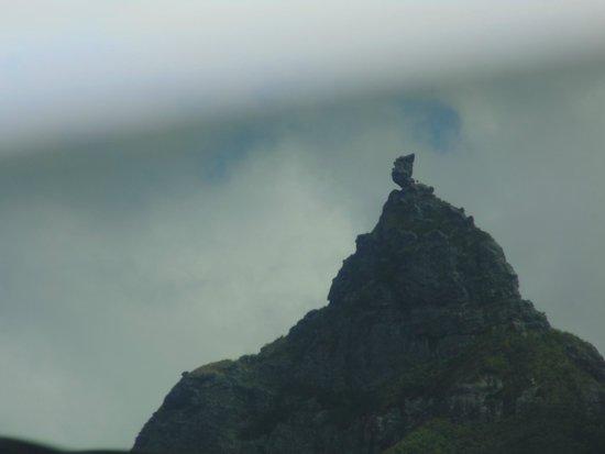 The Oberoi, Mauritius : Peak of Mount Pieter Both