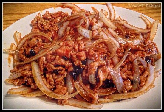 Great China Restaurant: Hunan Lamb