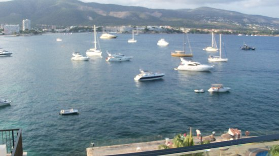 Alua Hawaii Mallorca & Suites: view from our room