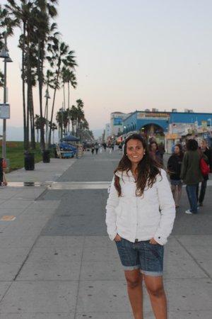 Venice Beach: Calcadão