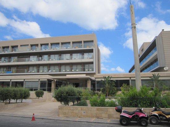 Aktia Lounge Hotel & Spa : Entrée de l'hôtel