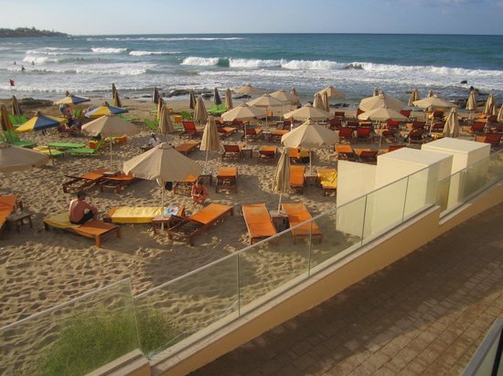 Aktia Lounge Hotel & Spa : La Plage