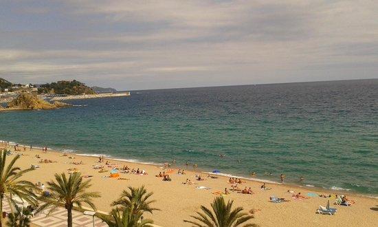 Hotel & Spa Pimar: vistas desde la habitación