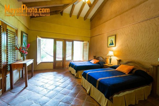 La Villa de Soledad B&B : One of our guest rooms