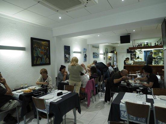 Cal Campaner: Salon comedor