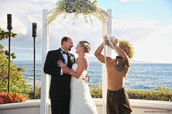 Fairmont Kea Lani, Maui: Pacific Terrace Wedding at Fairmont