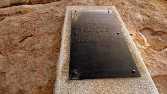 Matobo Hills : Tombe de Cecel RHODES