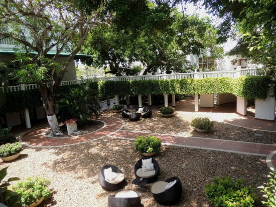 Hotel Caribe : Para descanso
