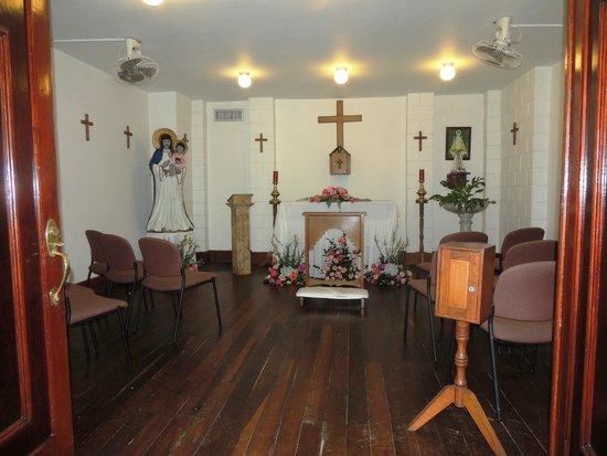 Hotel Caribe : Linda capela!!!
