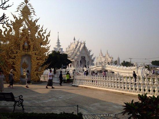Wat Rong Khun : View