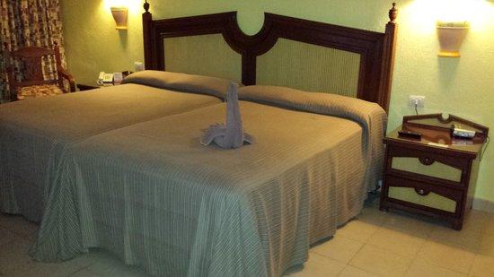 ClubHotel Riu Tequila: La chambre