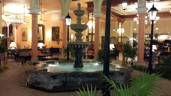 ClubHotel Riu Tequila: L'accueil