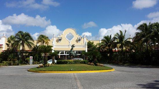 ClubHotel Riu Tequila: L'entrée