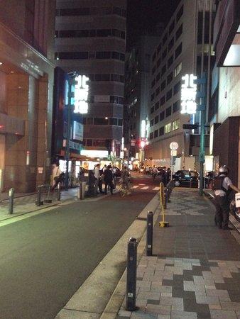 Kitashinchi: 夜の顔
