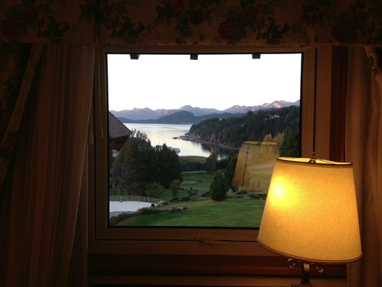 Llao Llao Hotel and Resort, Golf-Spa: Vistas increíbles