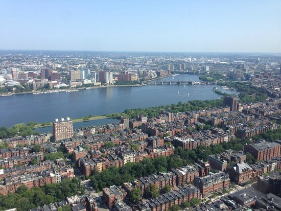 Prudential Center: The Charles River