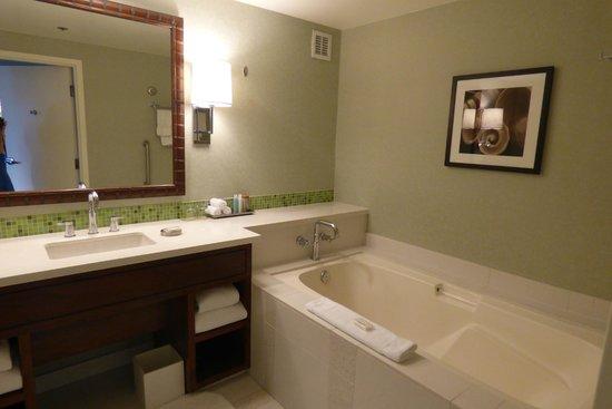 Loews Coronado Bay Resort : The bathroom