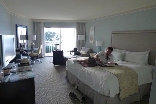 Loews Coronado Bay Resort: Our room