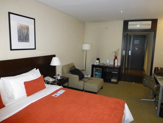 Hotel Tryp Buenos Aires: Quarto