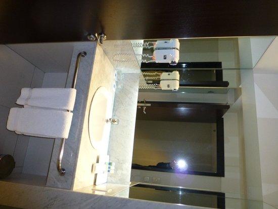 Hotel Tryp Buenos Aires: Banheiro