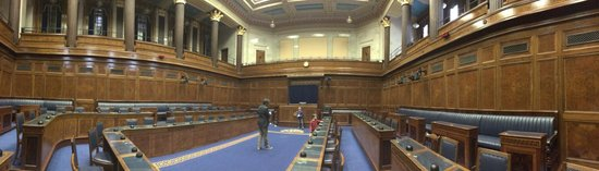 Parliament Buildings: Stormont: Assembly Chamber