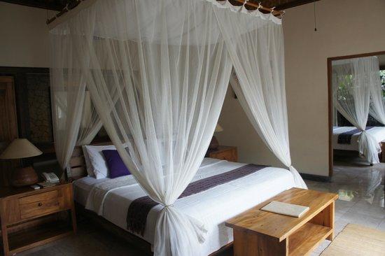 Nefatari Exclusive Villas : Chambre 1