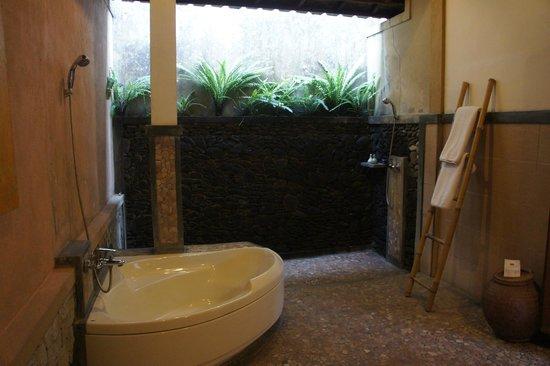 Nefatari Exclusive Villas: Salle de bains 1