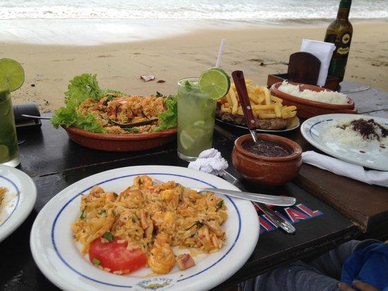 Lua e Mar : Delicious seafood risotto
