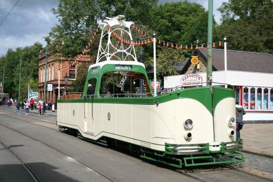 Crich Tramway Village: Blackpool tram