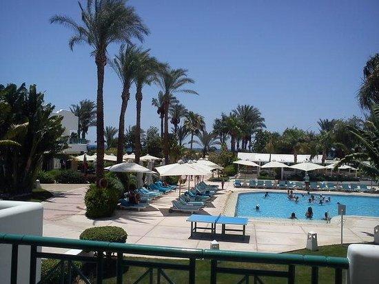 Hotel Novotel Sharm El Sheikh: бассейн отеля Бич