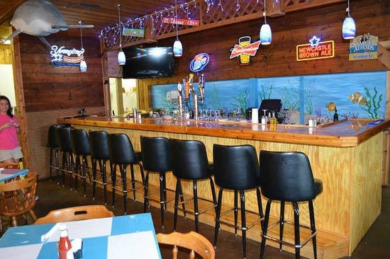 The Blue Marlin Southport Nc Picture Of Blue Marlin Restaurant