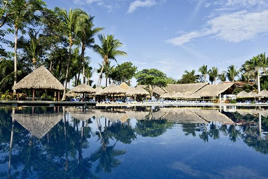 Occidental Tamarindo: Piscina y bar