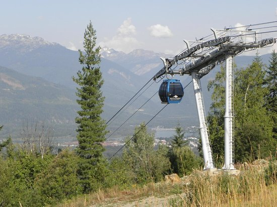 The Sutton Place Hotel Revelstoke Mountain Resort: Gondola to Breakfast