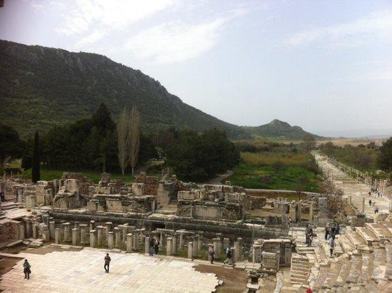 Ephesus Theatre : Ephesus
