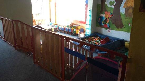 Hotel Ringberg: Kinderspeelruimte/crèche
