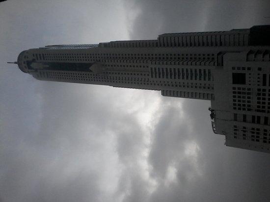 Pratunam Park Hotel: baiyoke tower