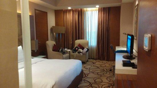 Piccadily Hotel New Delhi: Habitacion
