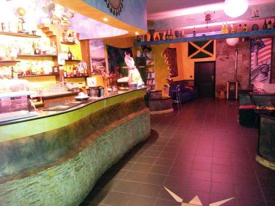 Tortorici, Италия: Oasi bar da Seby