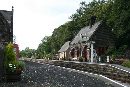 Peak Rail: Darley Dale Station